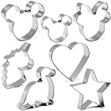 Cookie Cutter for Kids,Mickey & Minnie...