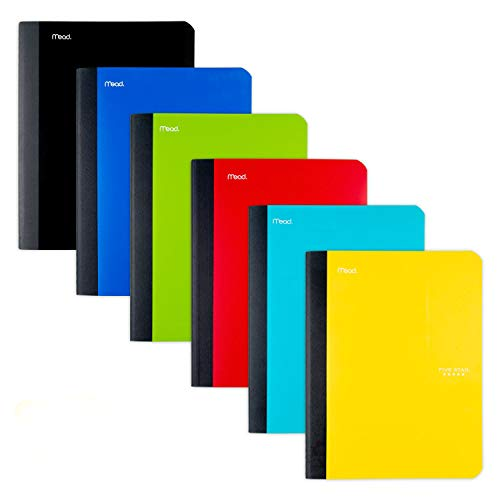 Five Star Composition Notebooks, College Ruled Comp Book