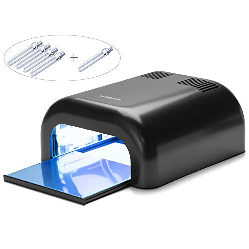 36W UV Nail Lamp Dryer MelodySusie