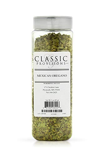 Classic Provisions Spices, Dried Leaves