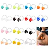 YOPAY 28 Pack Swimming Nose Clip,...
