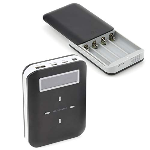 18650 Battery Charger 4 Slot
