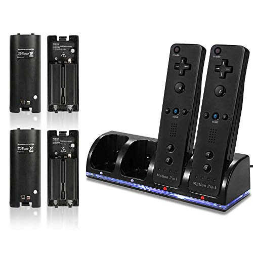 Wii Remote Battery Charger