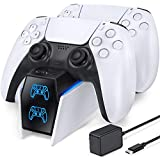 PS5 Controller Charger Station, PS5...