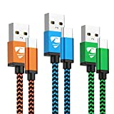 Type C Cable Fast USB C Charging 6FT...