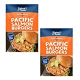 Trident Pacific Salmon Burgers - 2 Pack...