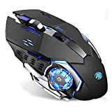Q85 Rechargeable Wireless Gaming Mouse,...