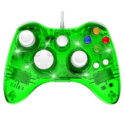 Wired 360 Controller Dual Vibrator Wired
