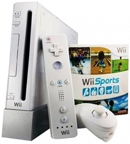 Wii with Wii Sports Game