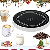 Coffee Cup Warmer for Desk with Auto...