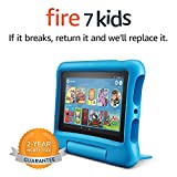 Fire 7 Kids Tablet, 7' Display, ages...