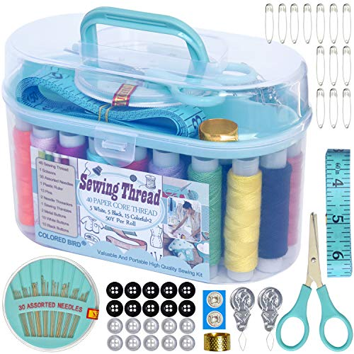 Sewing Project kit Sewing Thread Sewing Supplies Family Repair Kit