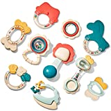 Baby Toys 3-6 Months Baby Rattle...
