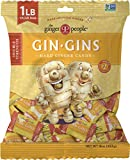 The Ginger People Gin Gins Hard Candy 1...