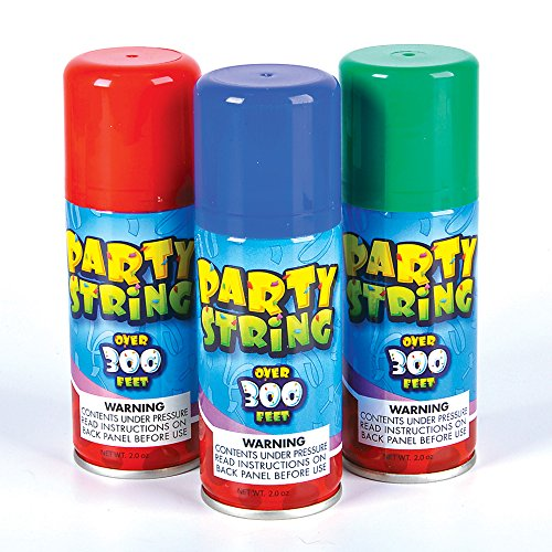 SILLY Crazy Party STRING