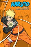 Naruto (3-in-1 Edition), Vol. 18:...