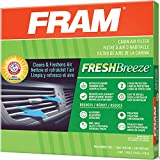 FRAM Fresh Breeze Cabin Air Filter with...
