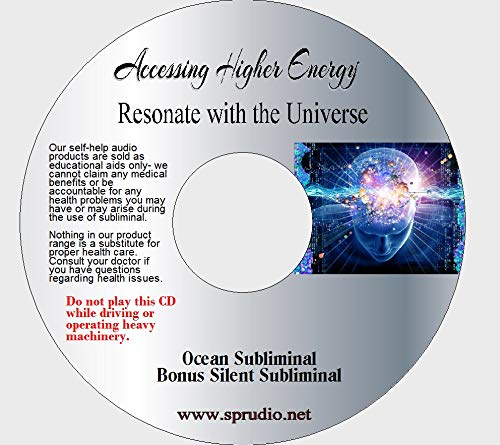 Resonate with the Universe Subliminal CD Ocean