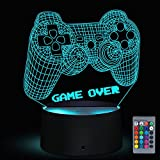 Bparty 3D Video Game Controller Lamp...