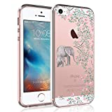 SYONER Clear Phone Case Cover for Apple...