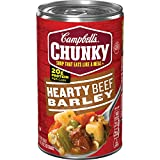 Campbell's Chunky Hearty Beef Barley...