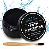 Activated Charcoal Teeth Whitening...