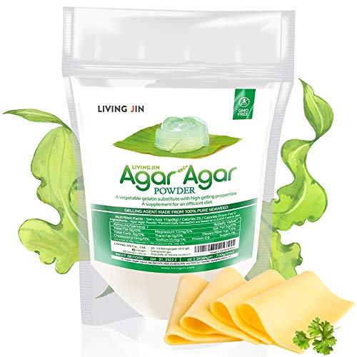 LIVING JIN Agar Agar Powder