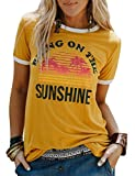 Nlife Bring On The Sunshine Graphic Long...