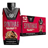 BSN Syntha-6 Whey Protein Shake, Cold...