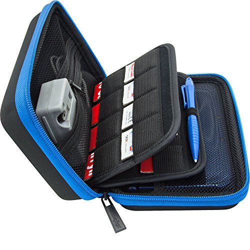 BRENDO Carrying Case for Nintendo 2DS XL