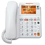 AT&T CL4940 Corded Standard Phone with...