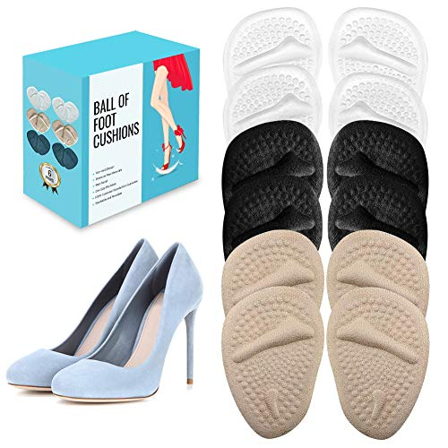 Metatarsal Pads for Women   Ball of Foot Cushions