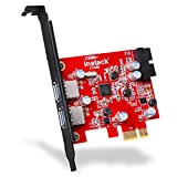 Inateck 2 Port PCIe USB 3.0 Card with...