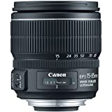 Canon EF-S 15-85mm f/3.5-5.6 IS USM UD...