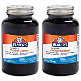 Elmer's No-Wrinkle Rubber Cement...
