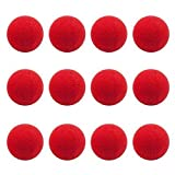 12Pcs Red Foam Clown Noses for Party...