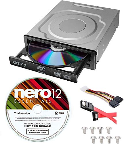 Lite-On 24X SATA Internal DVD