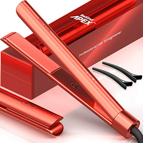 Straightener and Curler for All Hairstyles