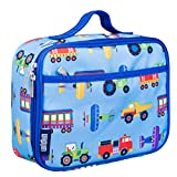 Wildkin Insulated Lunch Box for Boys and...