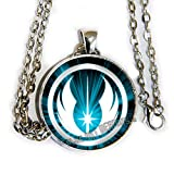 Star Wars inspired JEDI Necklace - the...