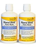 2 Pack of Vital Earth Minerals Mineral...