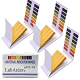3 Pack pH.1- 14 Test Paper Extensive...