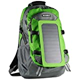 Solar Charger Backpack With 7 Watts...
