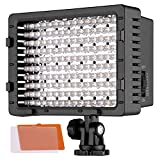 NEEWER 160 LED CN-160 Dimmable Ultra...