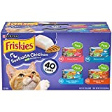 Purina Friskies Canned Cat Food Pate...