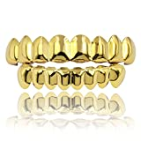 JINAO 18K Gold Plated Gold Finish 8 Top...