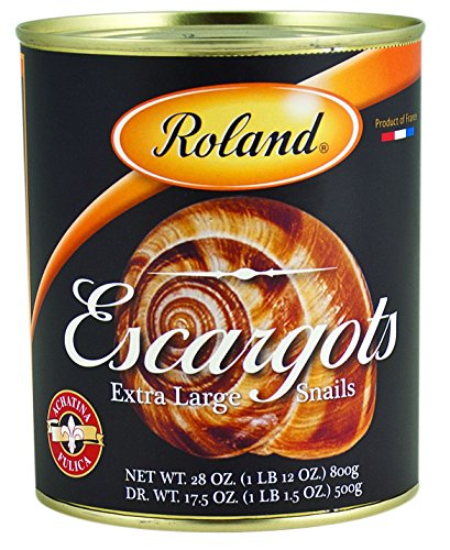 Roland Escargot, Extra Large Snails