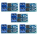 Anmbest 5PCS DC 5V-36V 15A(Max 30A) 400W...