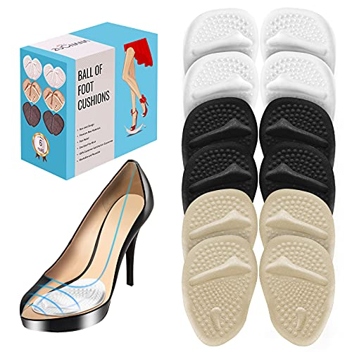 Metatarsal Pads for Women | Ball of Foot Cushions