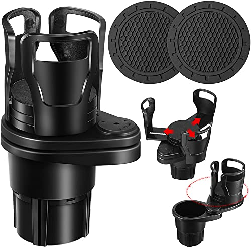 2 in 1 Multifunctional Car Cup Holder